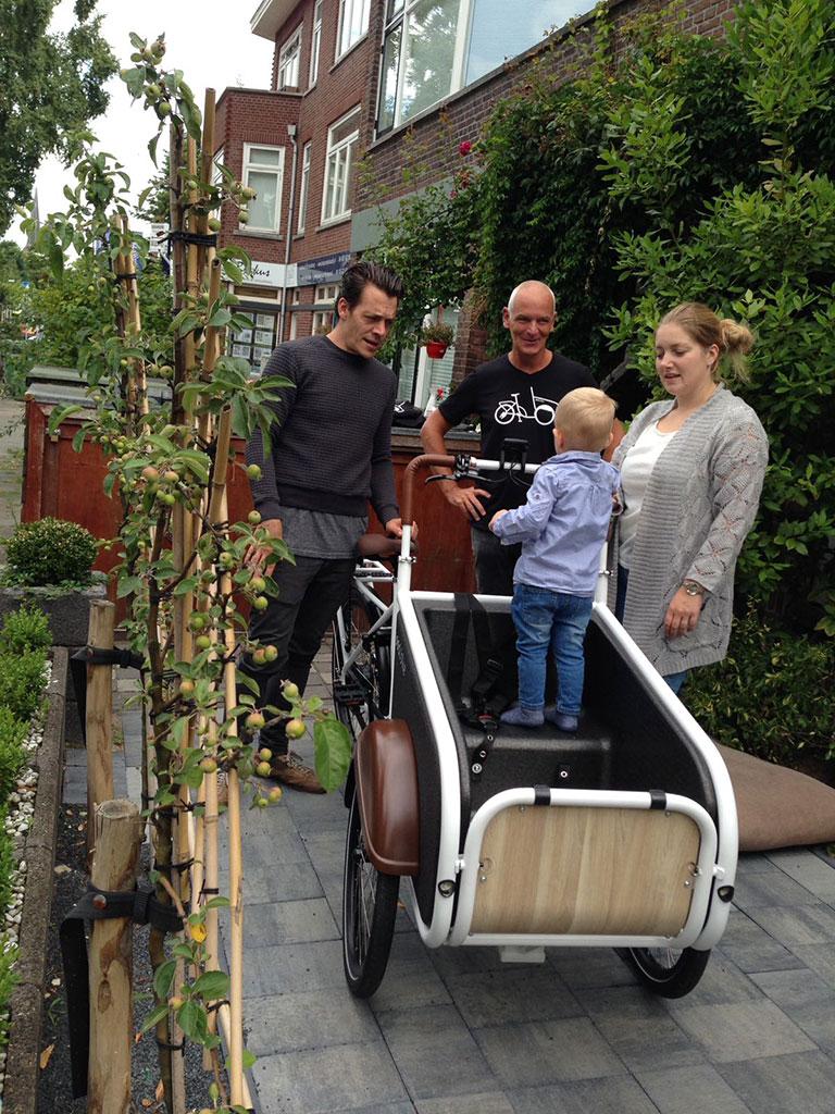 Over soci.bike ambassadeur John van der Maden