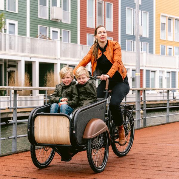 soci.bike elektrische bakfiets