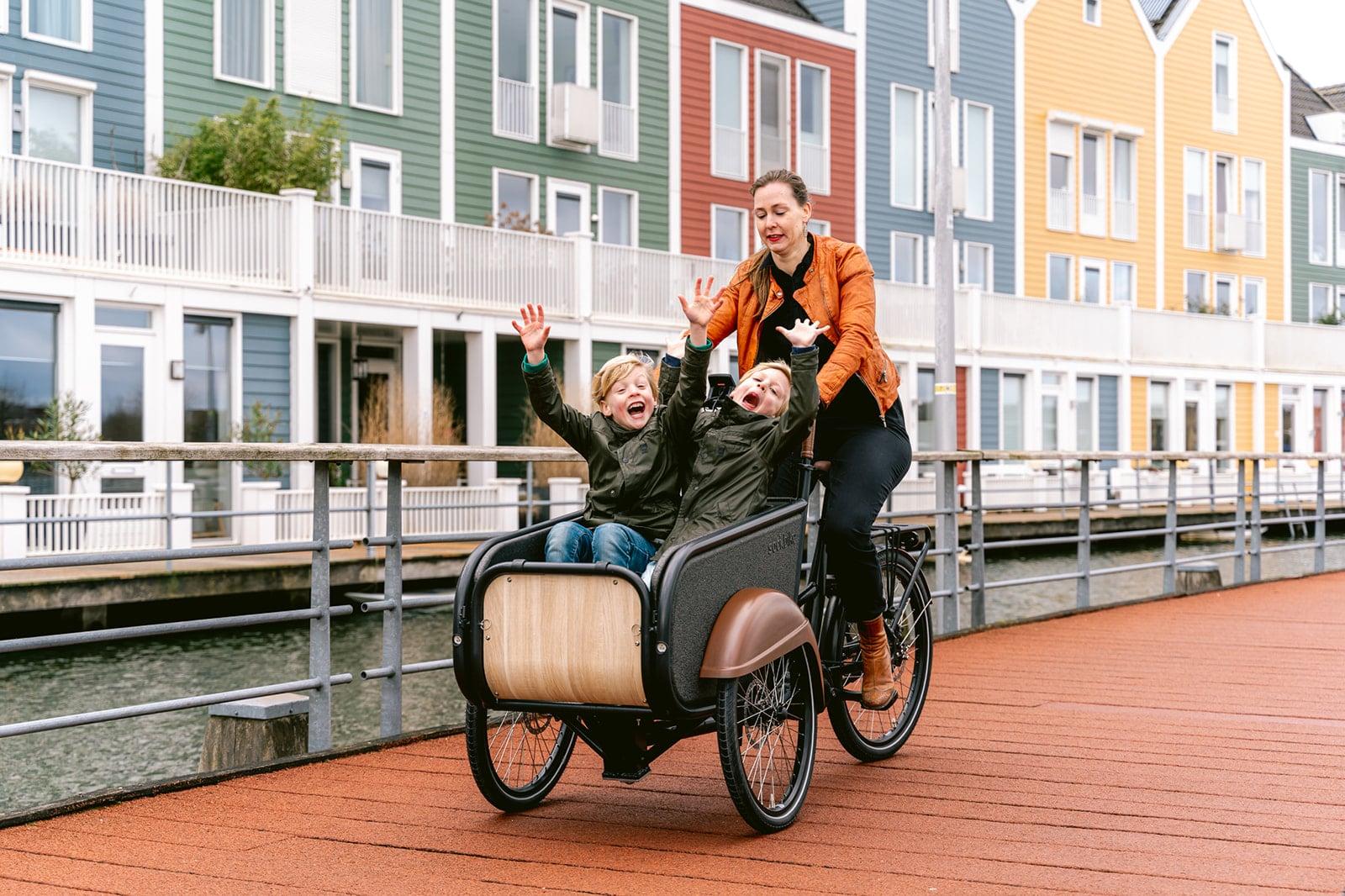 Over soci.bike ambassadeur Herman van der Meulen Tweewielers