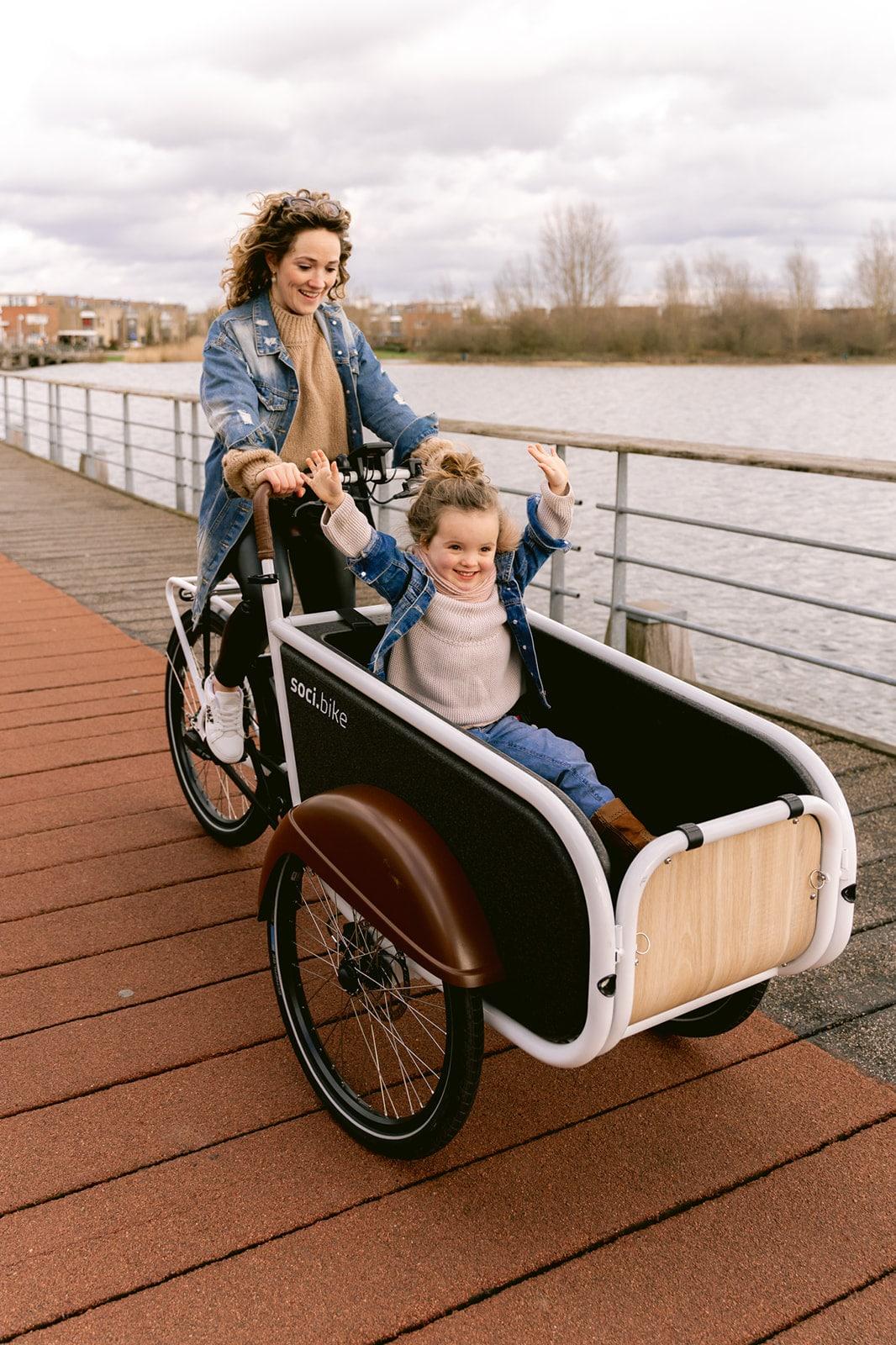 Over soci.bike ambassadeur Kassteele Tweewielers