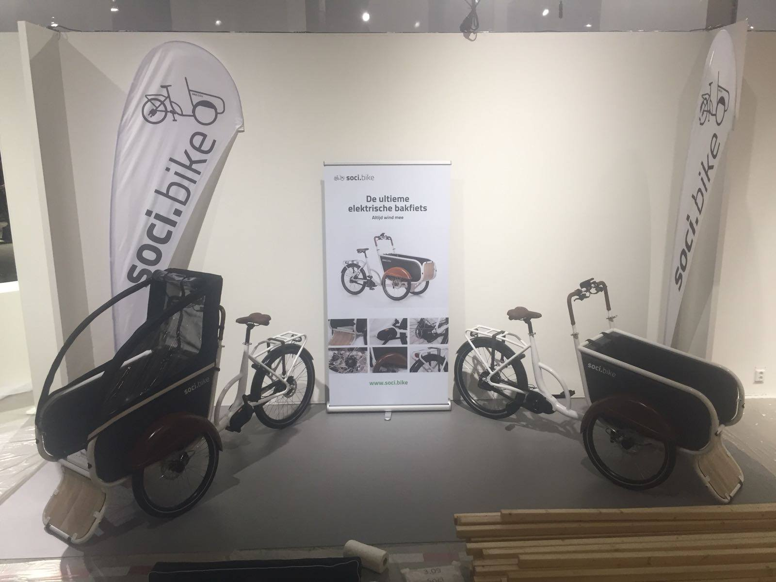 soci.bike op Dutch Design Week