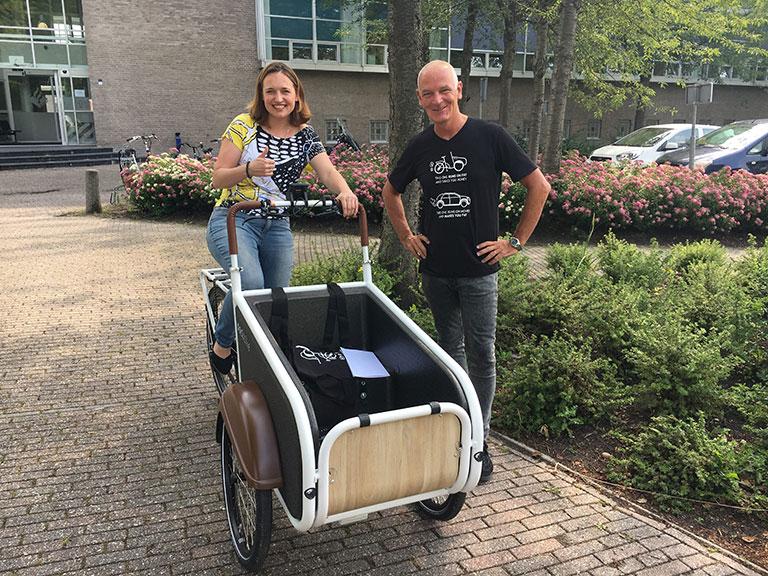 Over soci.bike ambassadeur Anouk van den Brink
