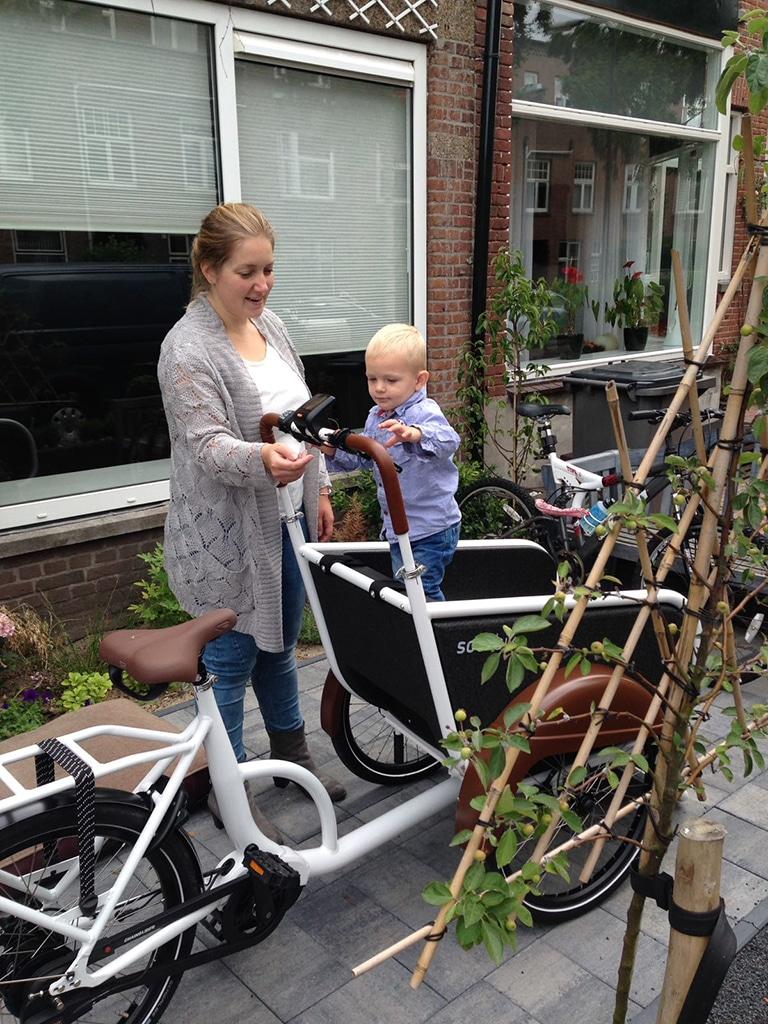 Conclusie soci.bike ambassadeur Debbie Verhoeven