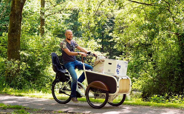 Ervaring soci.bike ambassadeur Mattias van der Molen