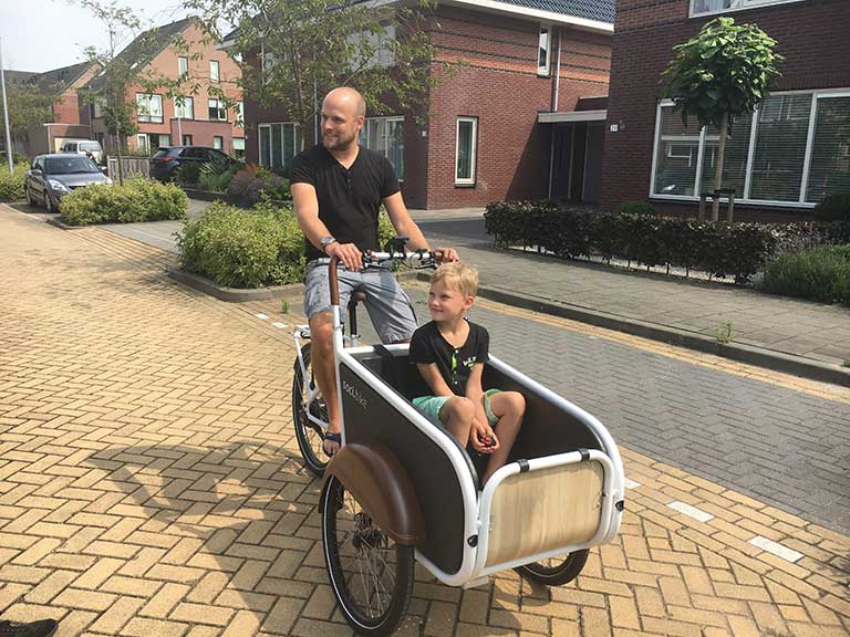 Over soci.bike ambassadeur Mattias van der Molen