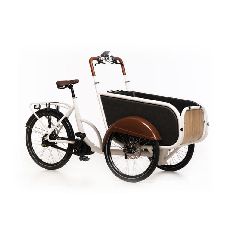 Maak een gratis proefrit met de soci.bike