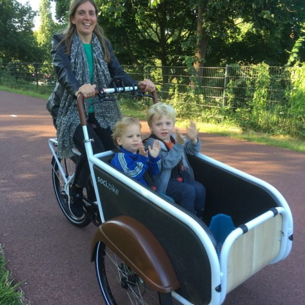 soci.bike ambassadeur Willeke Peeters