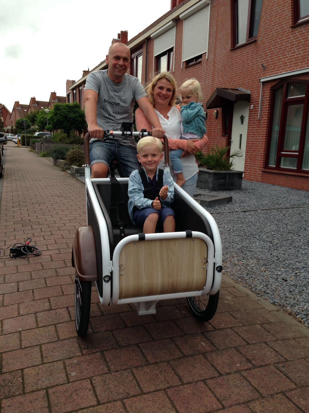 Over soci.bike ambassadeur Sarah Coster-Apeldoorn