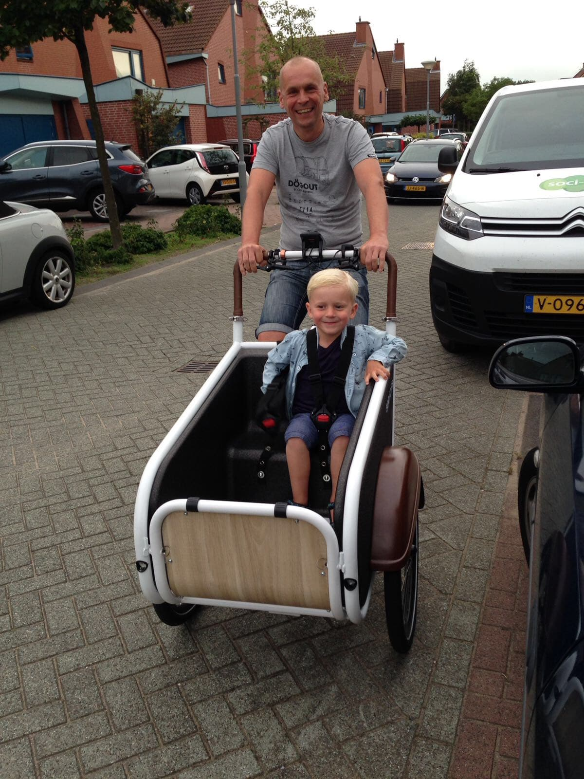 Conclusie soci.bike ambassadeur Sarah Coster-Apeldoorn