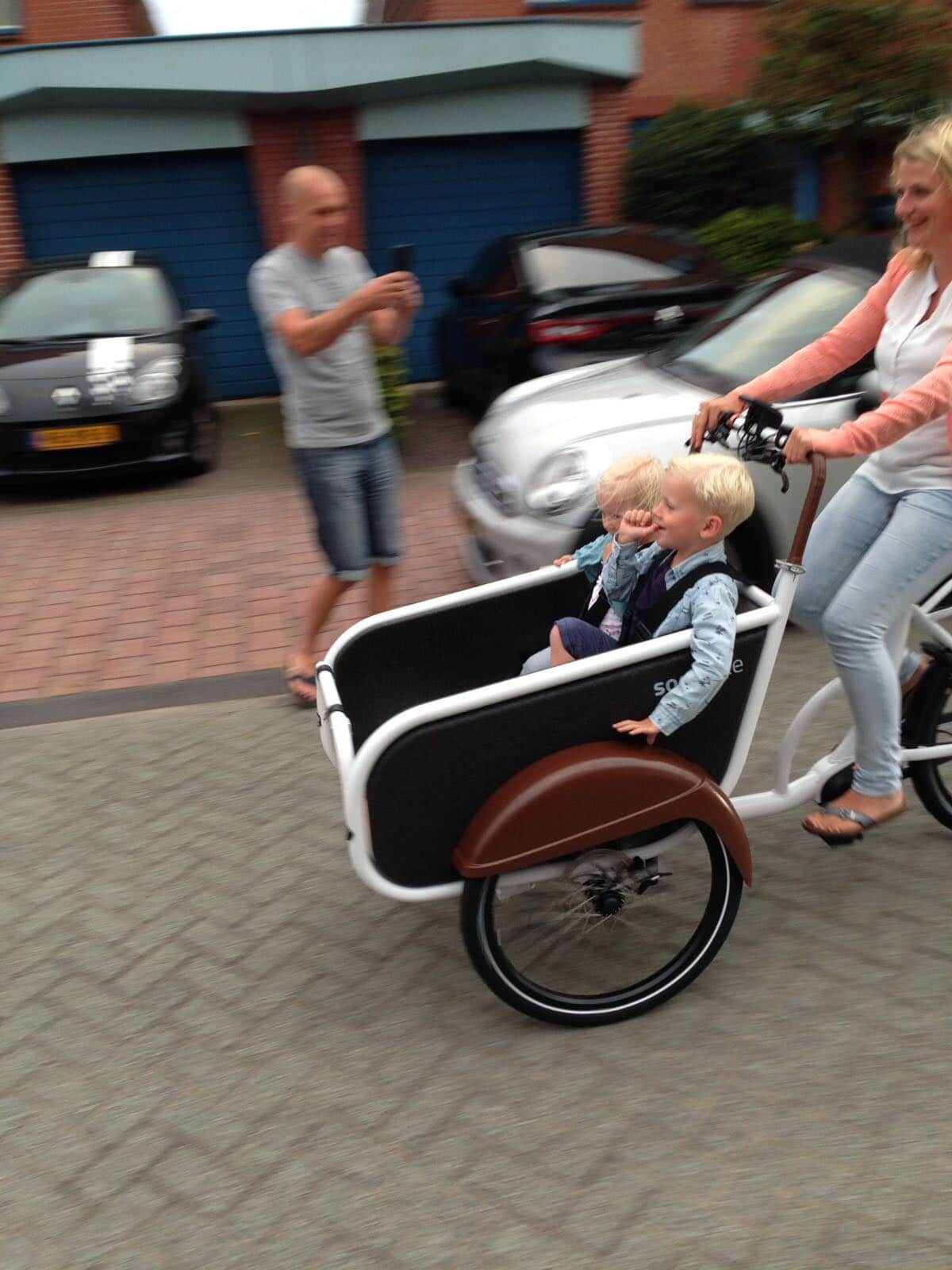 Ervaring soci.bike ambassadeur Sarah Coster-Apeldoorn