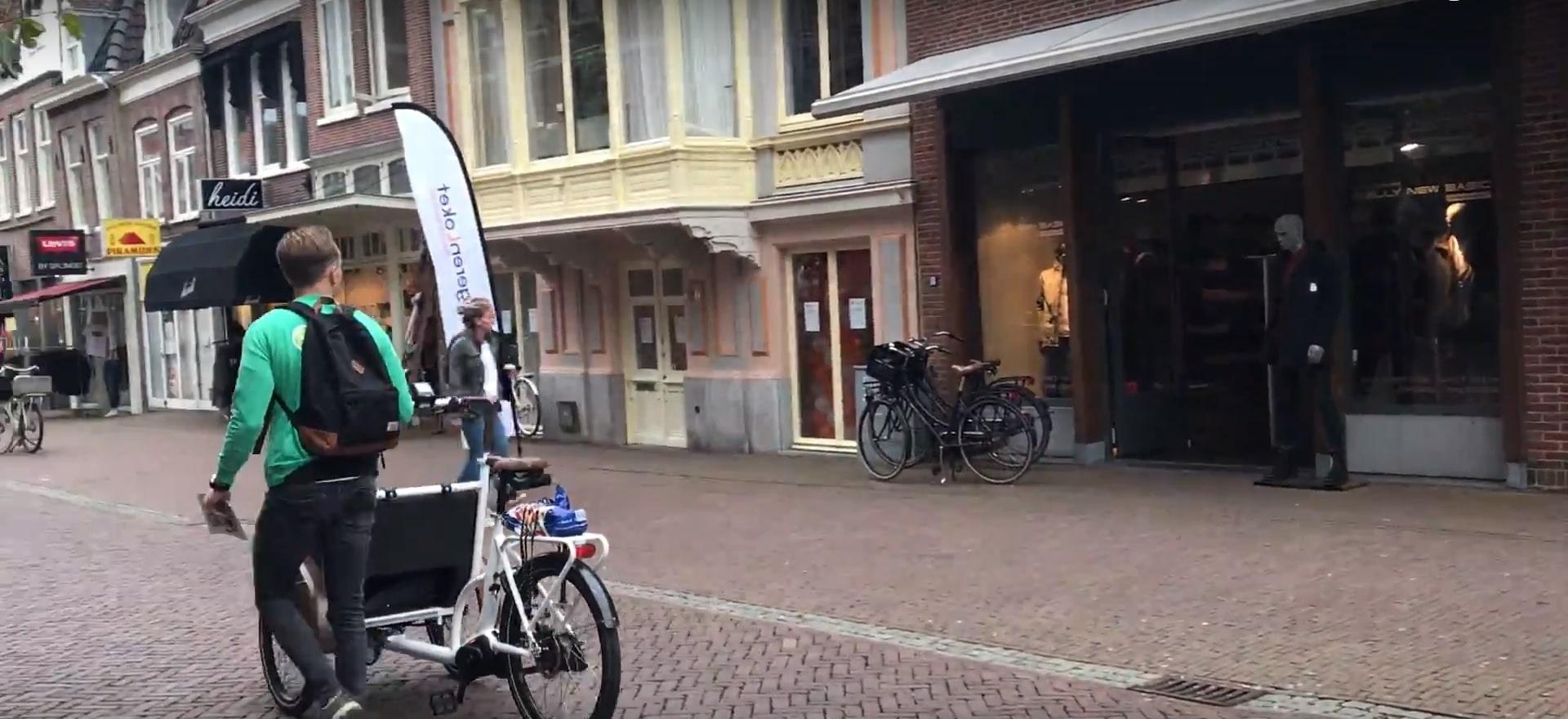 Van Edam naar Enkhuizen met soci.bike