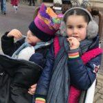 Kinderen in de bakfiets