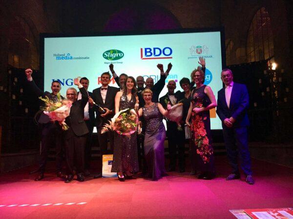 soci.bike winnaar NHN WakeUp & StartUp Award
