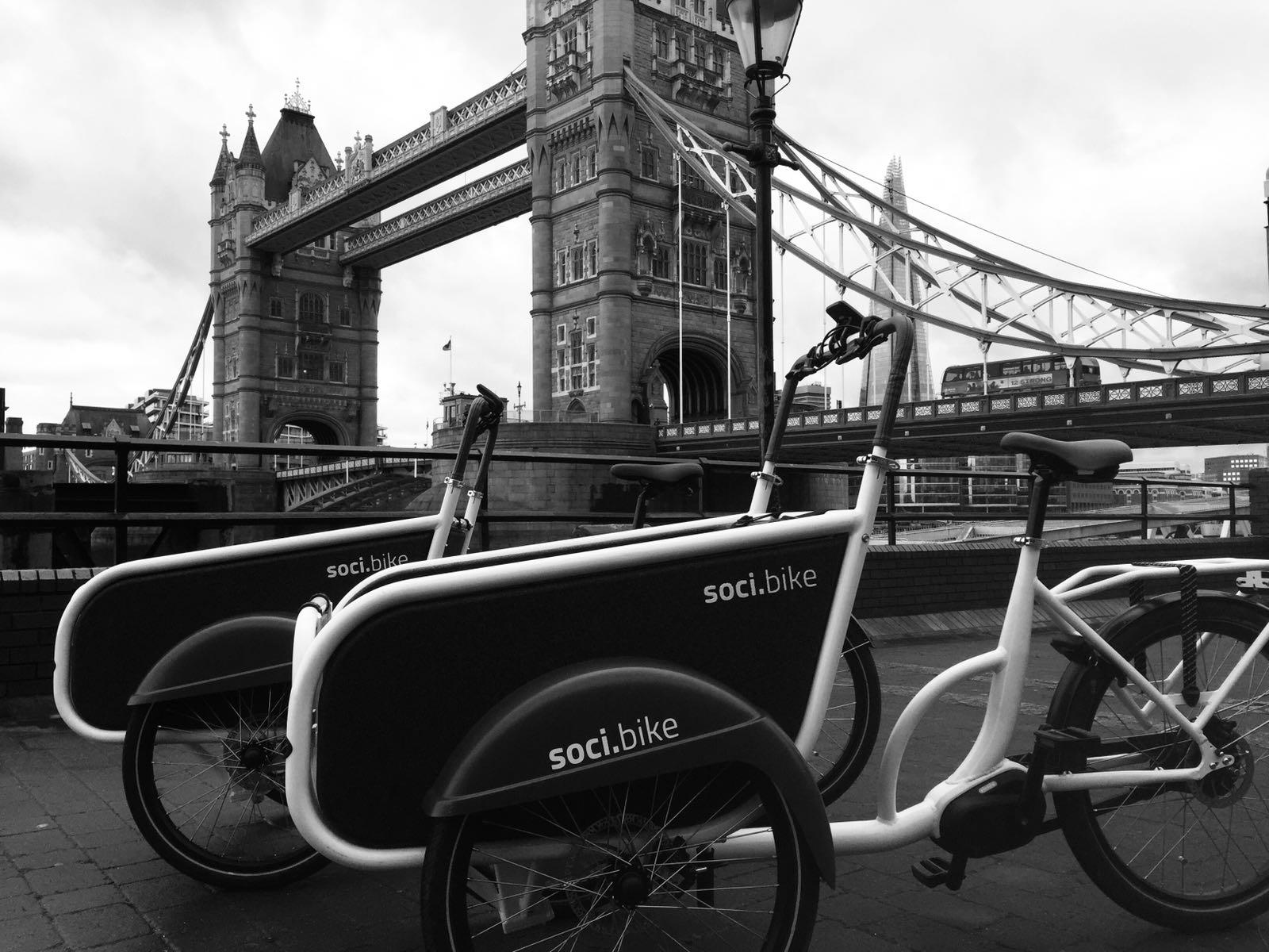 soci.bike in Londen