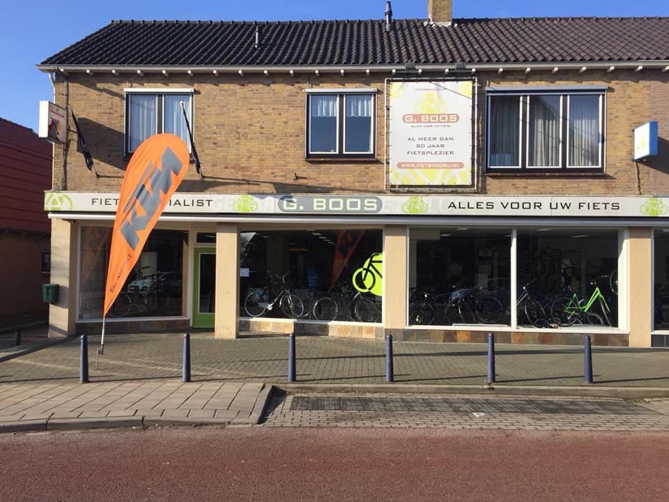 Over soci.bike ambassadeur Boos Tweewielers