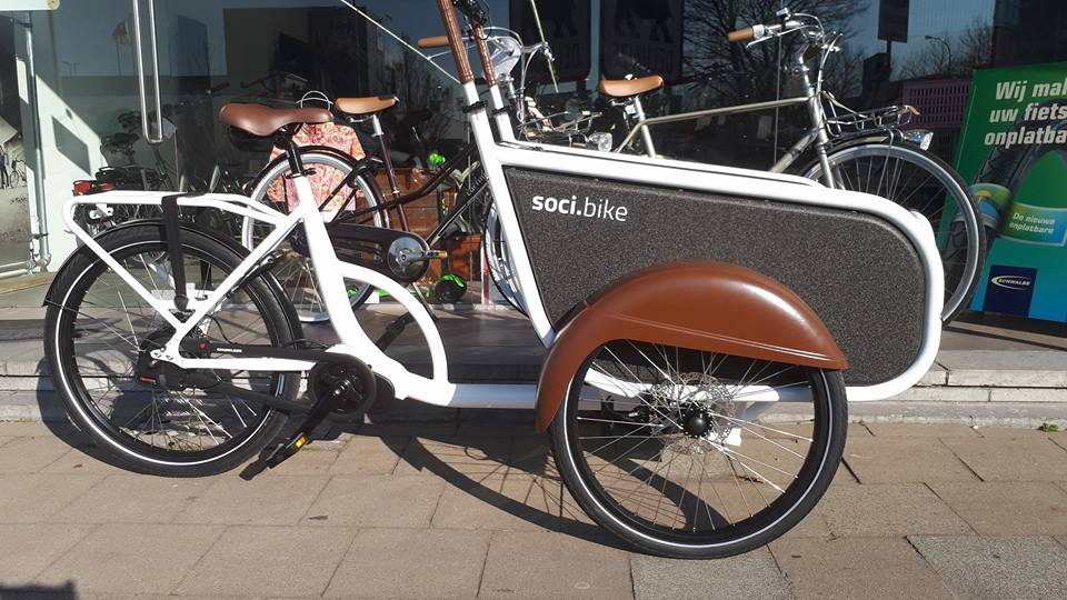 Over soci.bike ambassadeur Bakfietsinfo.be