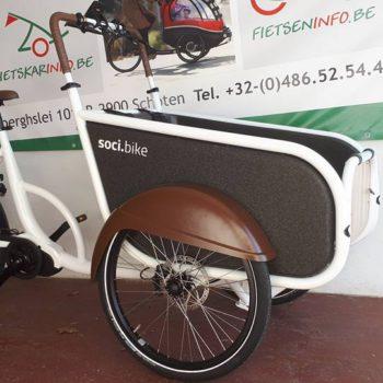 Bakfietsinfo Belgie soci.bike dealer