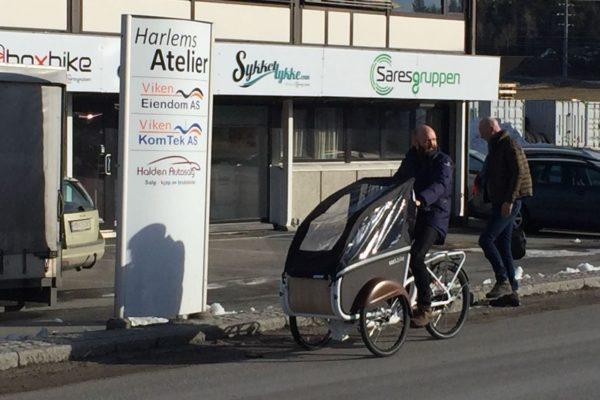 soci.bike in Scandinavie boxbike