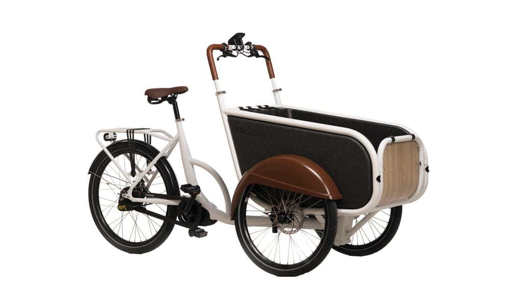 Nieuwe accountmanager soci.bike bakfiets