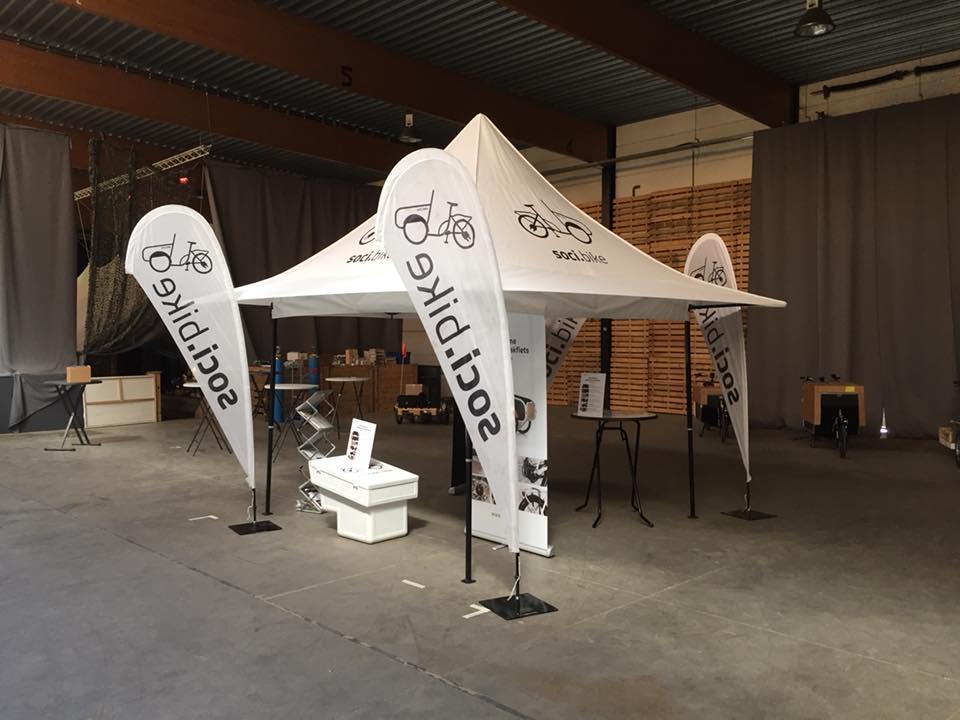 soci.bike bakfiets festival antwerpen