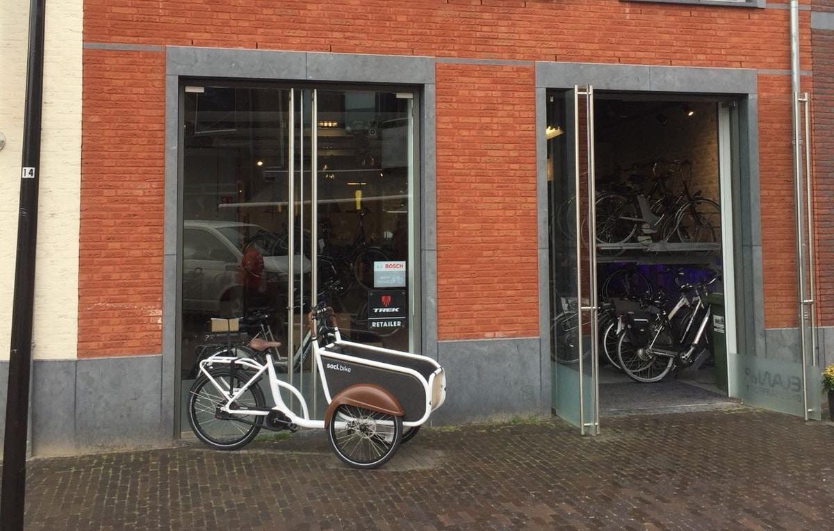 Over soci.bike ambassadeur Elan Bikes Support