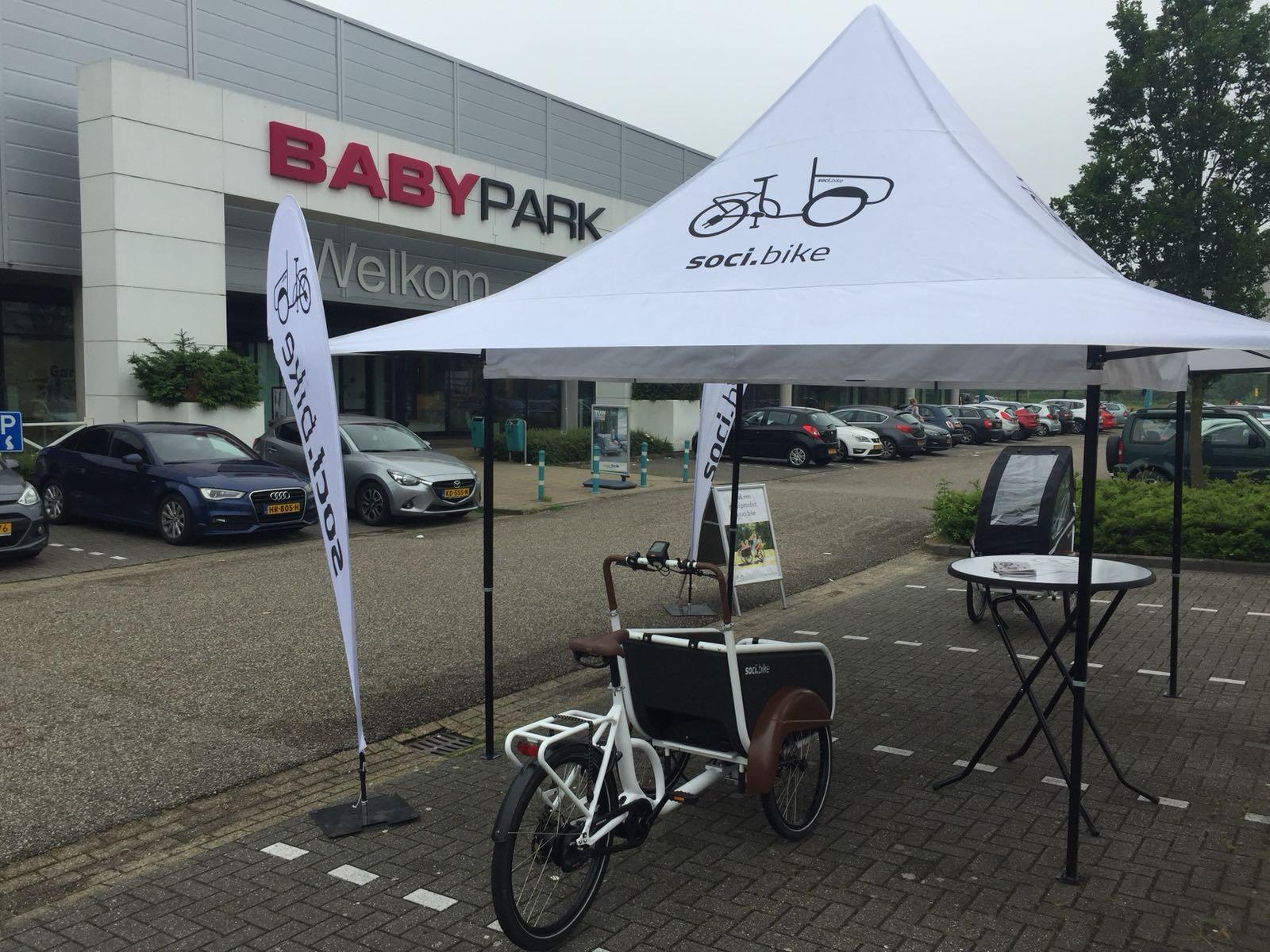 soci.bike testdag Amersfoort