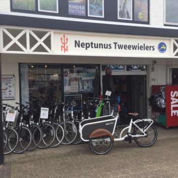 soci.bike bakfiets dealer Neptunus Tweewielers