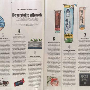 soci.bike Volkskrant V Zomer Magazine