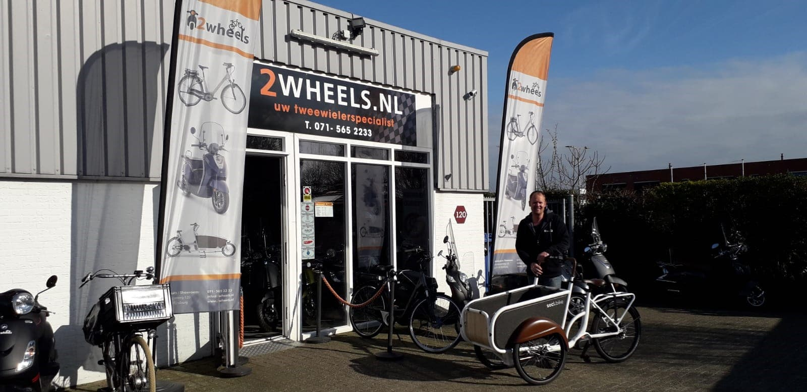 Over soci.bike ambassadeur 2Wheels