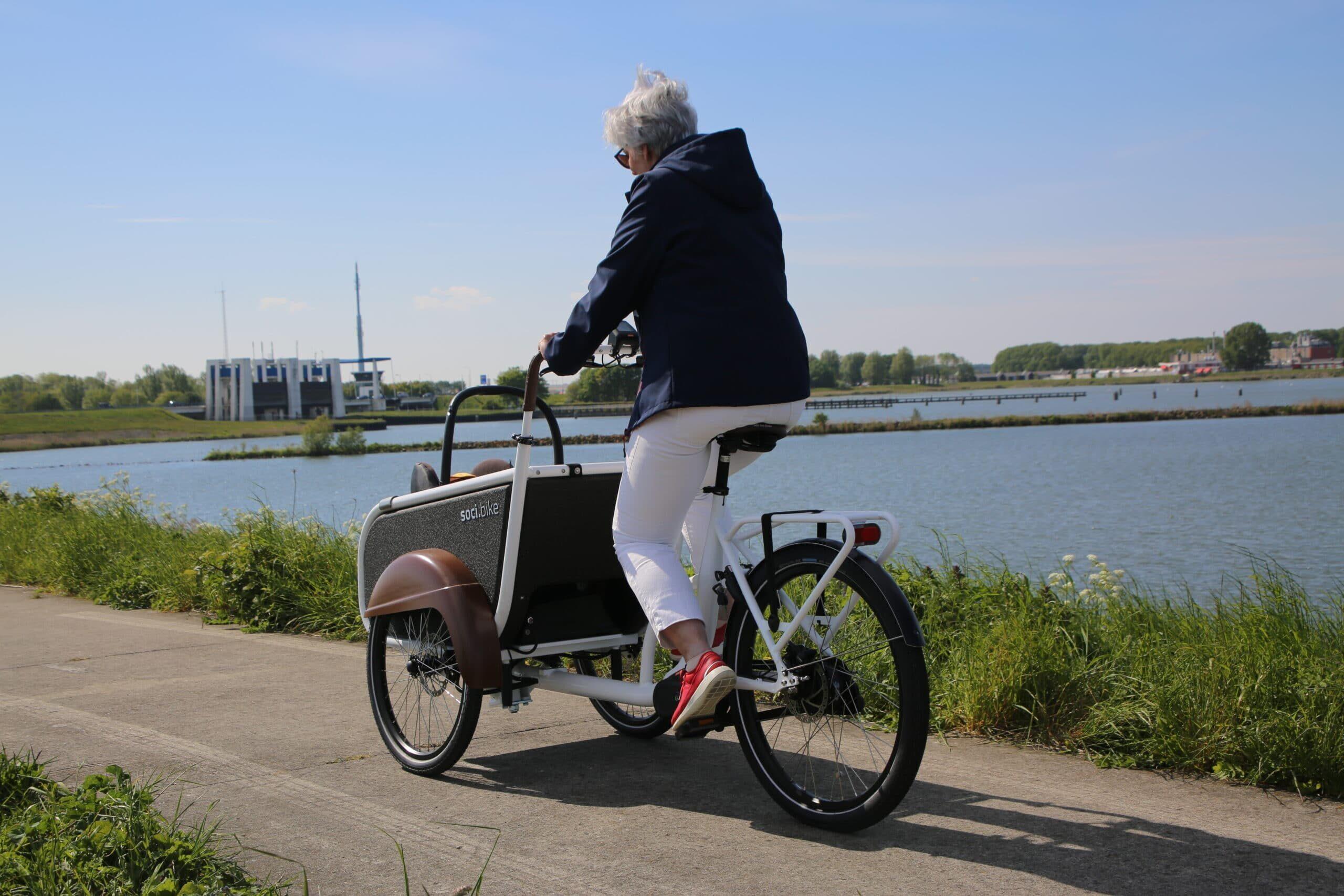 Een stabiele én hippe fiets