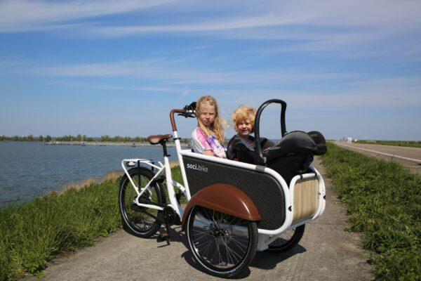 soci.bike moederfiets maxi-cosi
