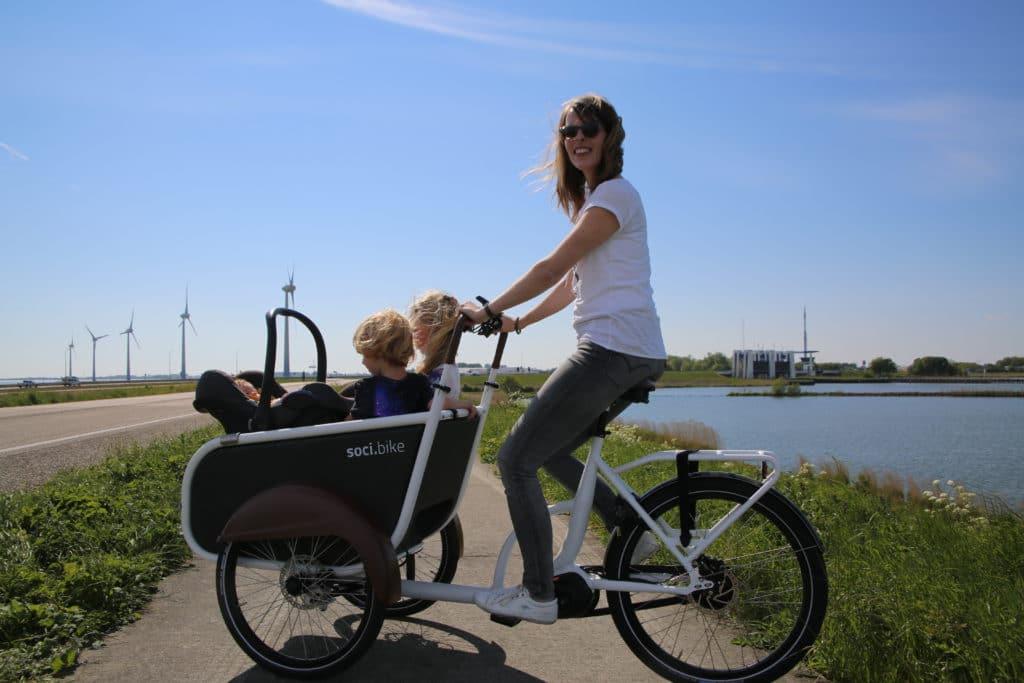 soci.bike moederfiets