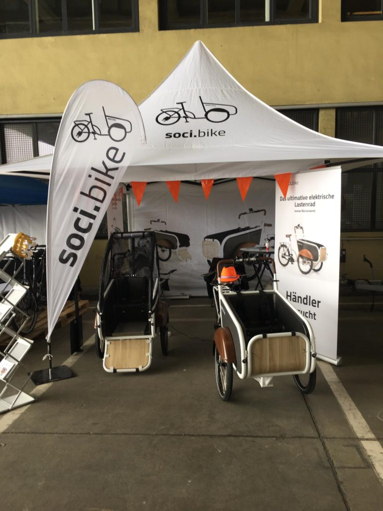 Veloberlin 2019 soci.bike