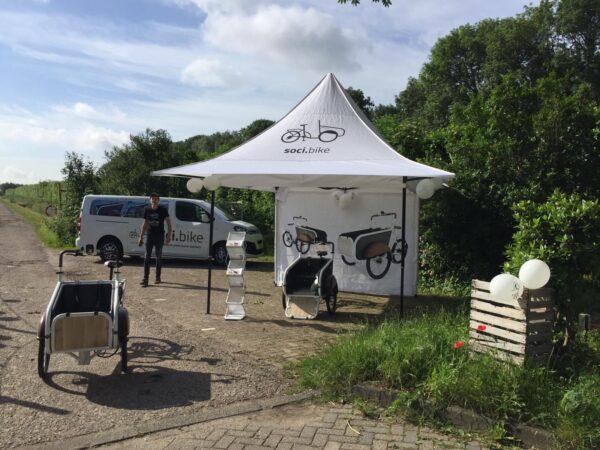 soci.bike bakfiets Appelparade