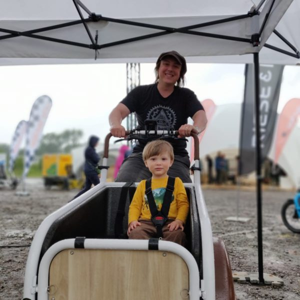 International Cargo Bike Festival Groningen soci.bike bakfiets