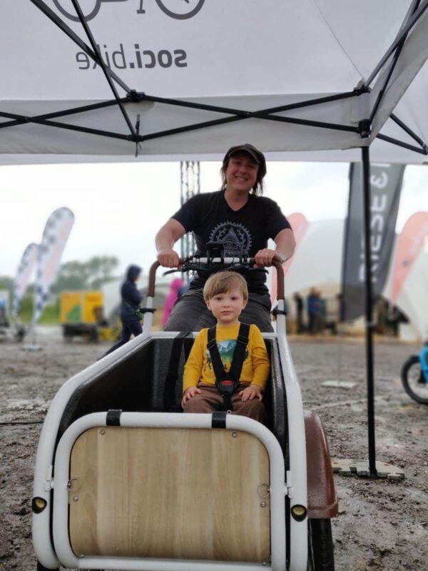 International Cargo Bike Festival Groningen soci.bike bakfiets