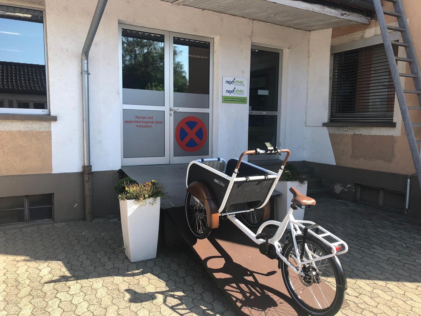 Over soci.bike ambassadeur NextLevel e-motion