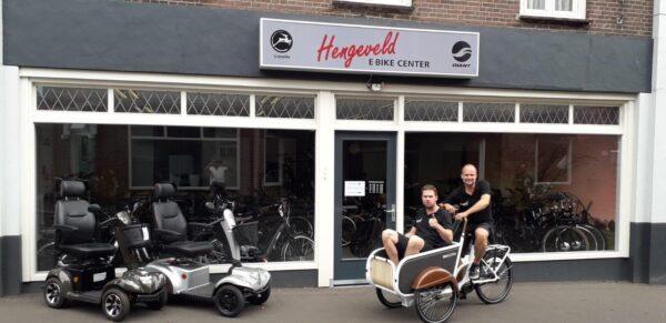 Hengeveld e-bike center