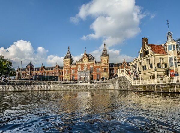 proefrit soci.bike bakfiets Amsterdam