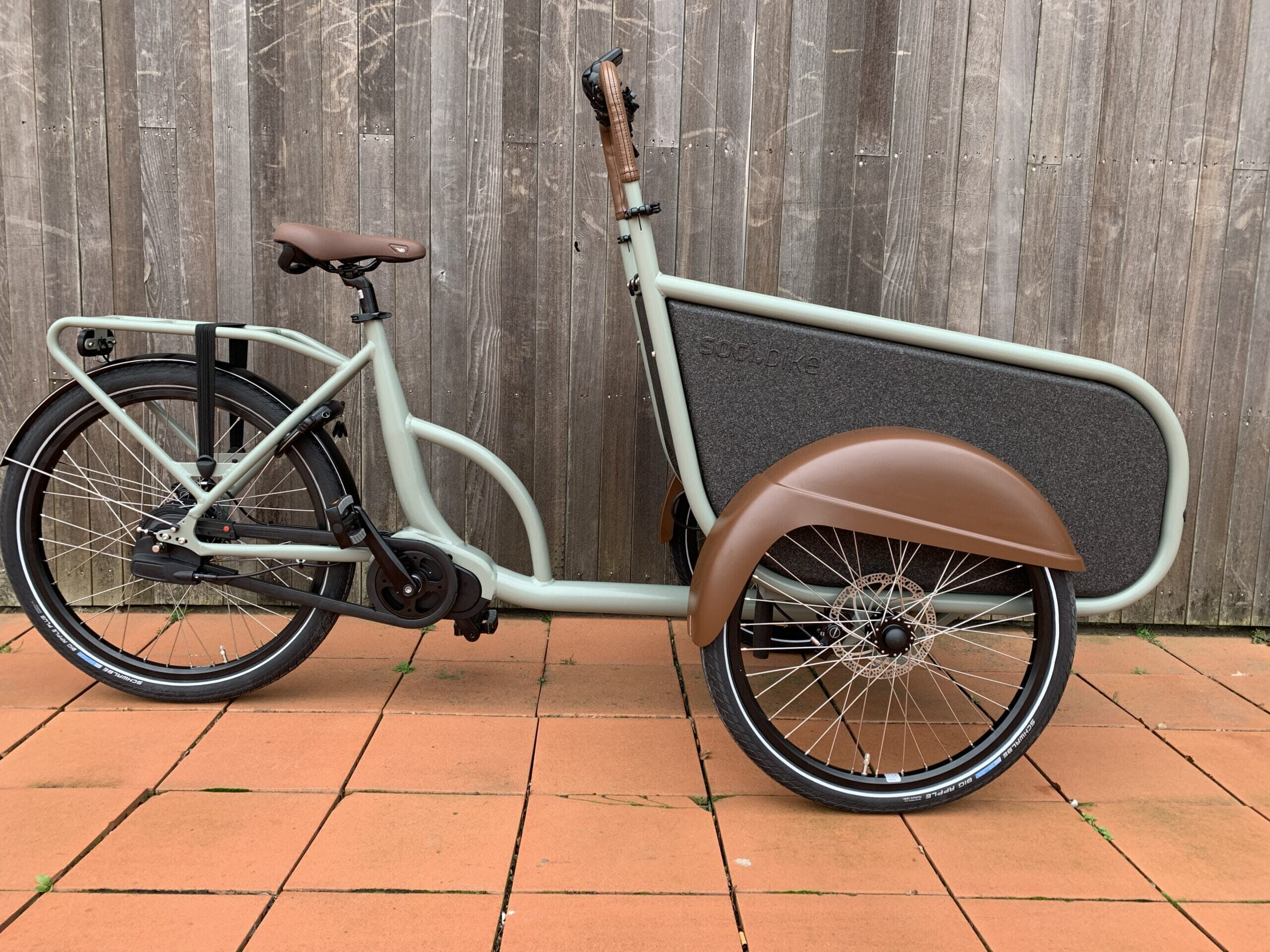 soci.bike bakfiets cementgrijs 4