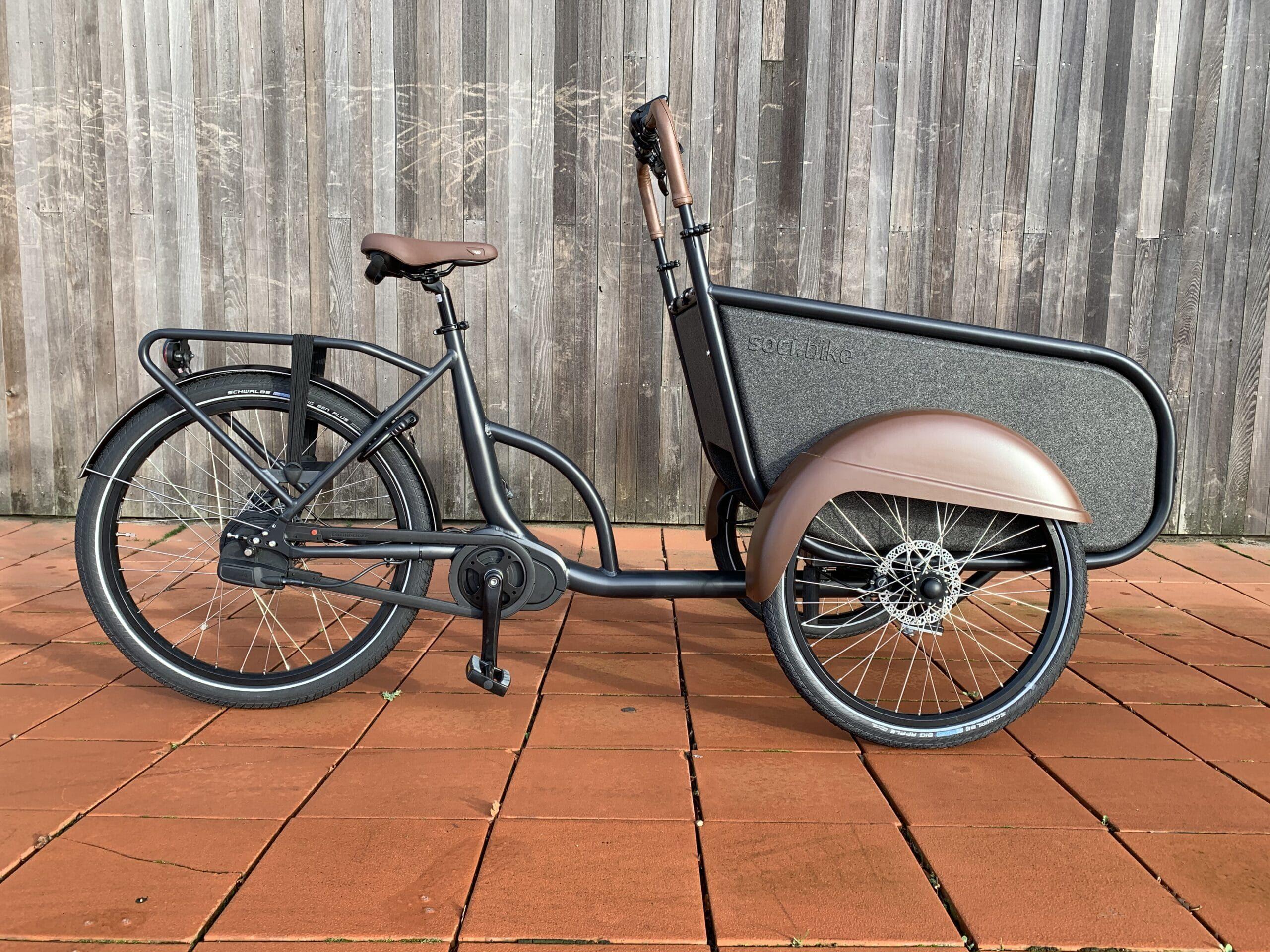 soci.bike breidt uit naar Denemarken