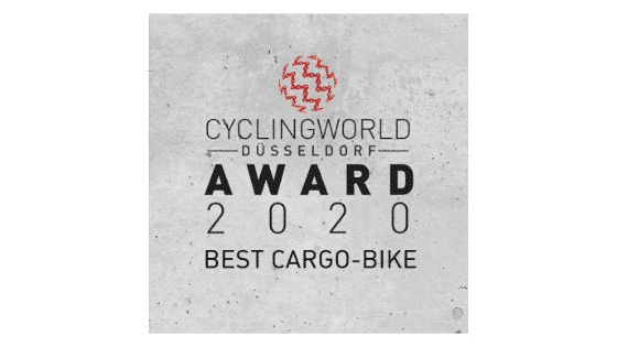 Nominatie Cargo-Bike Award 2020