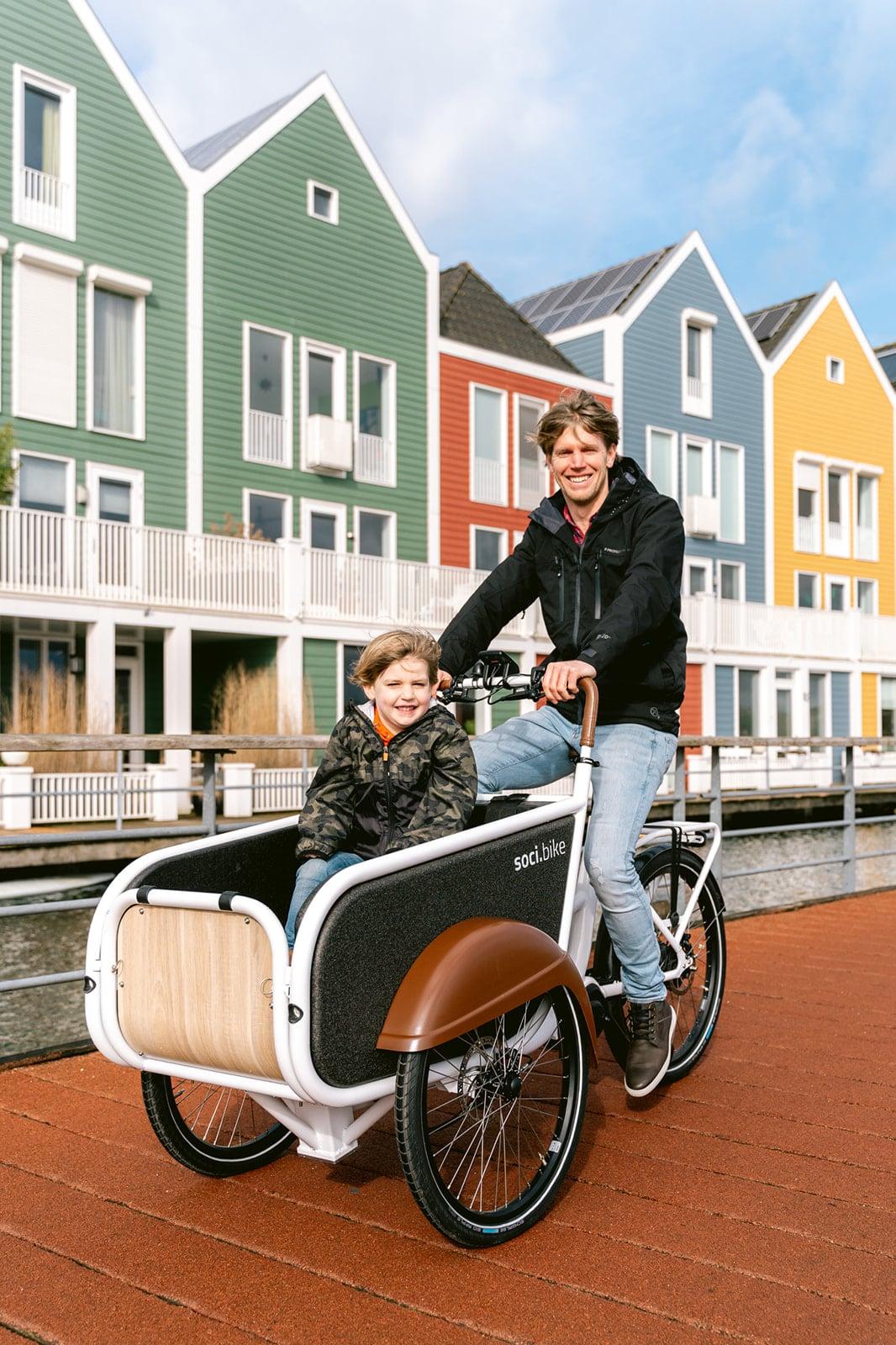 Over soci.bike ambassadeur Van Dijk Bikes