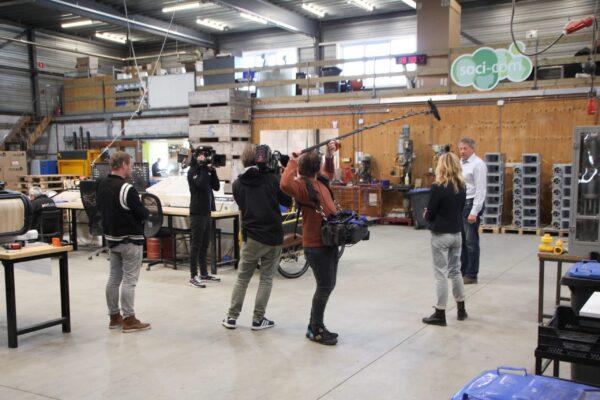Hart in Aktie bij soci.bike SBS6