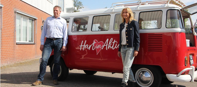 soci.bike maakt Arno's Stroopwafels blij