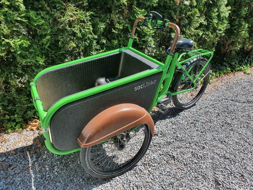Bij soci.bike is het altijd Wereld Milieudag