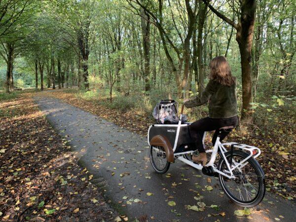 soci.bike bakfiets herfstklaar