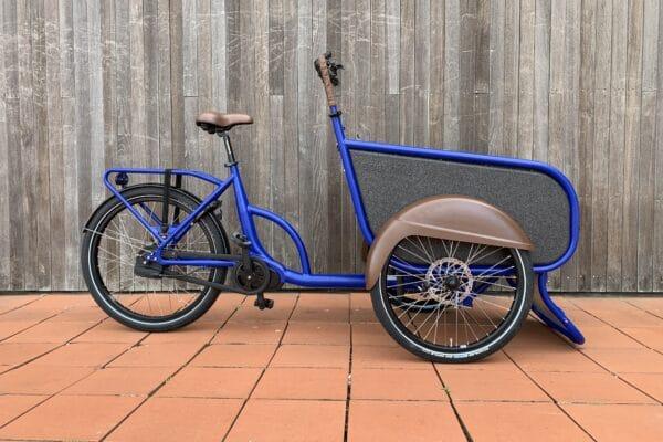 soci.bike ultramarijn blauw RAL 5002
