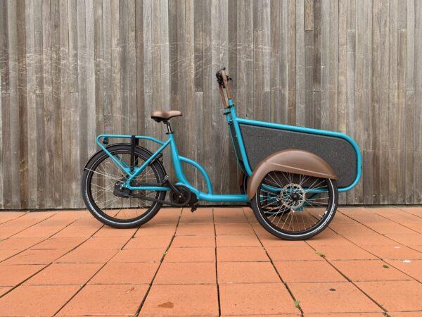 socibike RAL 5021 waterblauw