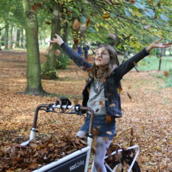 soci.bike bakfiets herfstvakantietips
